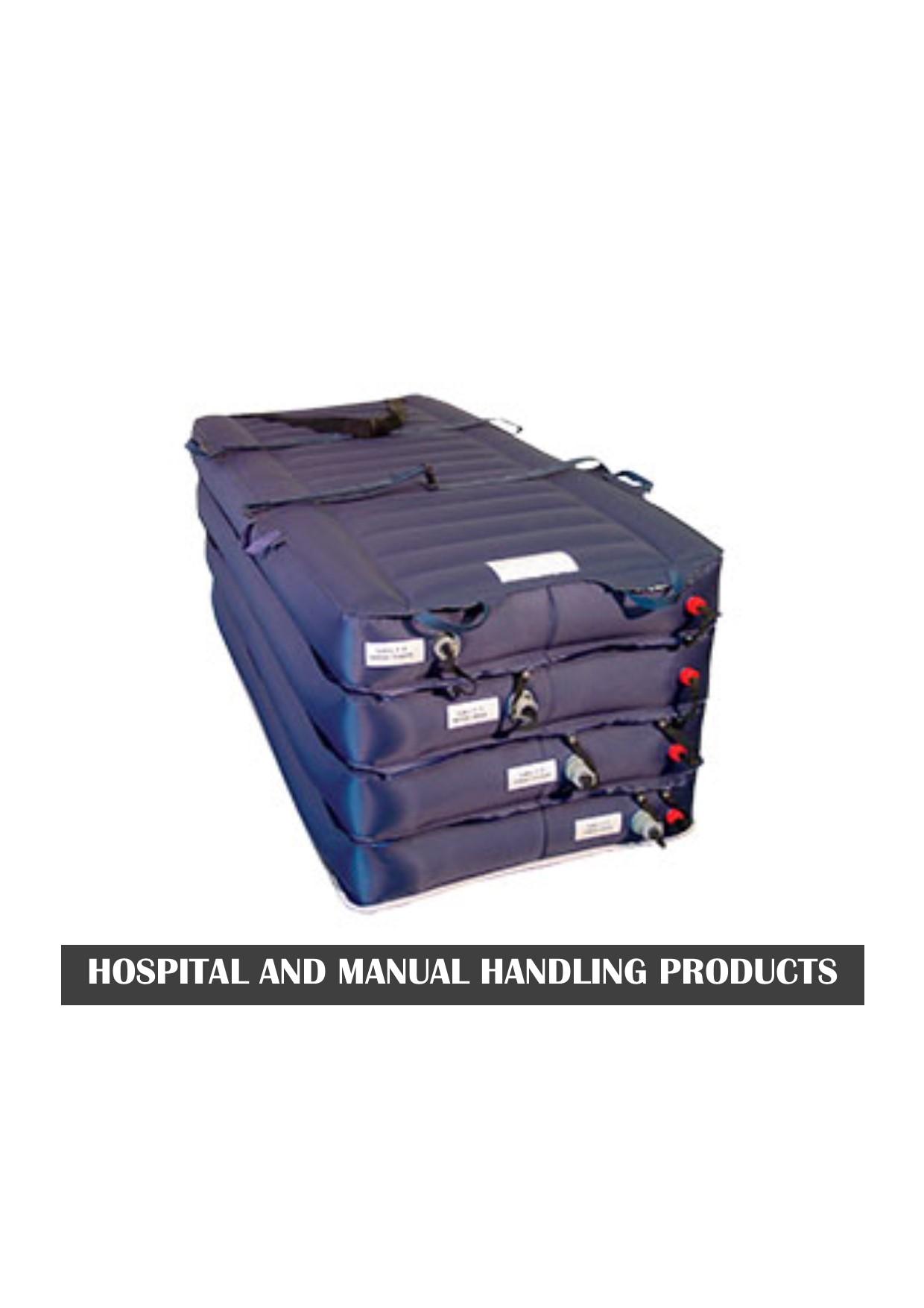 Hospital and manual handling