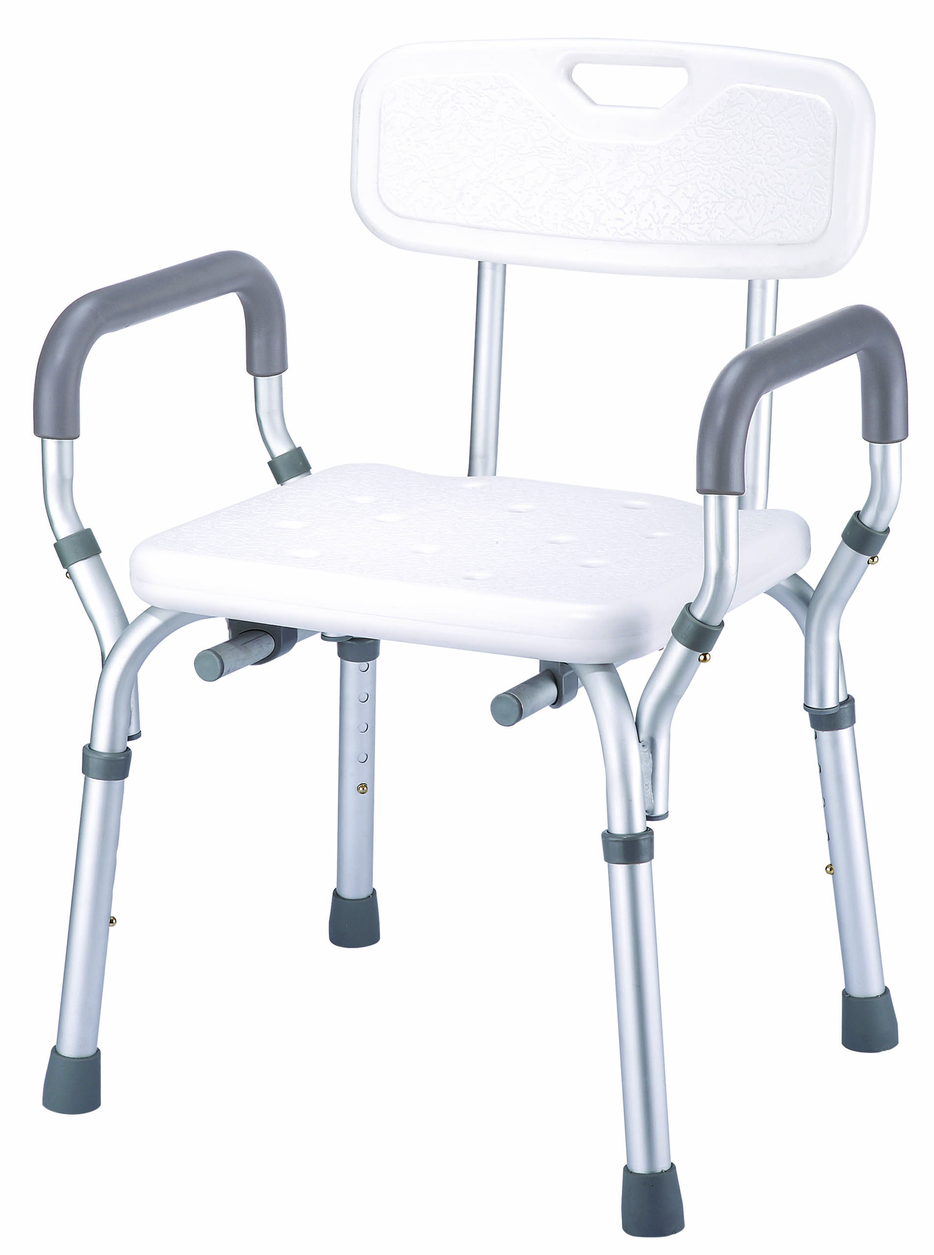 RG6001 & RG6002 Shower Chair with Backrest - gp medical