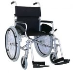 Crystal Wheelchair