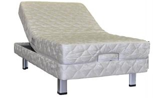 Homecare Deuxe Fixed Height Bed