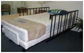 Collapsible Bed Rails