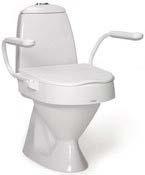 ETAC Raised Toilet Seat