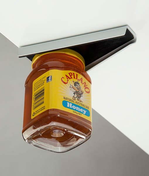 Underbench Jar Opener