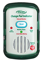 Change Pad Indicator Monitor