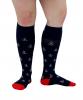 socks blue anchor1