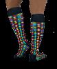 socks diamonds1