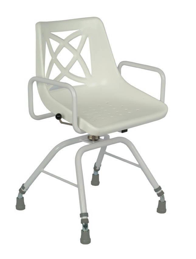 Swivel Shower Chair - gp medical
