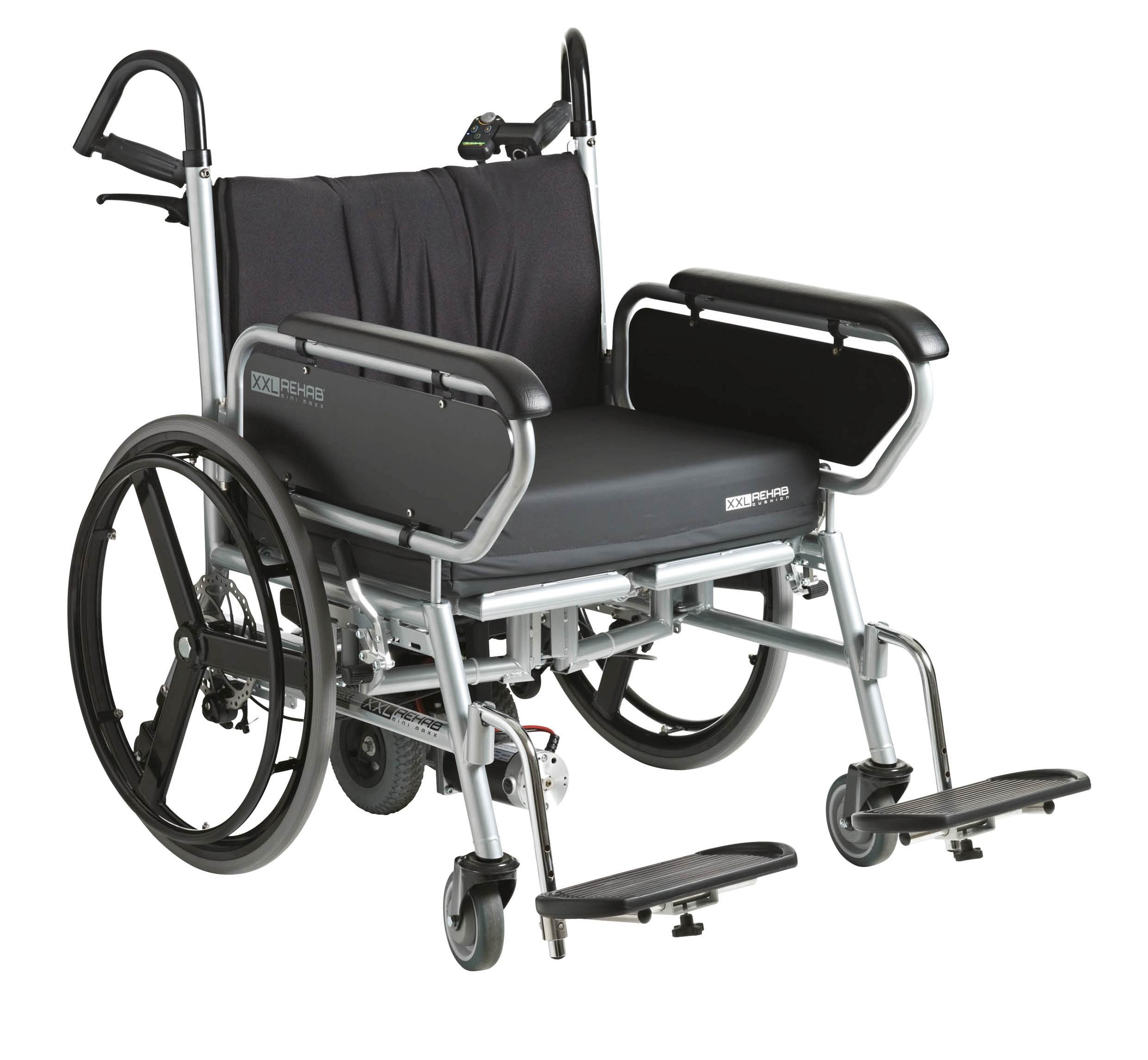 MiniMaxx Wheelchair