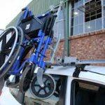 Wymo Wheelchair Hoist